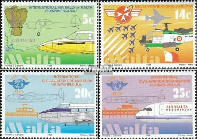 Malta 936-939 (complete issue) unmounted mint / never hinged 1994 Flight Rally