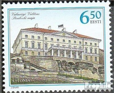 Estonia 393 (complete issue) unmounted mint / never hinged 2001 Seat of governme