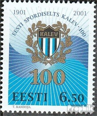 Estonia 400 (complete issue) unmounted mint / never hinged 2001 Kalev