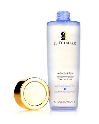 Estee Lauder Perfectly Clean Fresh Balancing Lotion ~ 200ml Norm/Comb Skin New