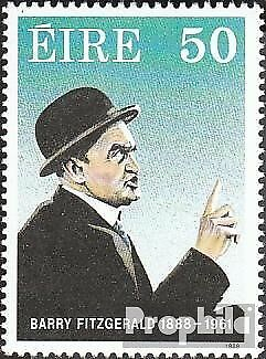 Ireland 648 (complete issue) unmounted mint / never hinged 1988 Fitzgerald