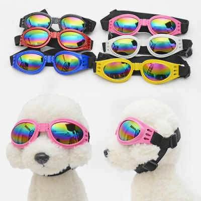 Doggles ILS Dogs Goggles Sunglasses Authentic UV eye protection size/color Cool