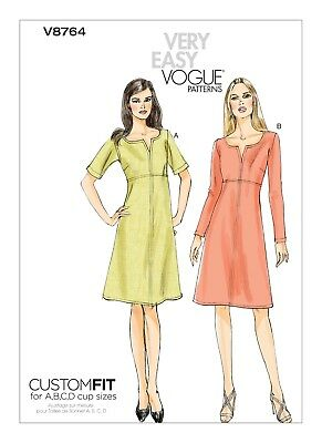 Vogue Sewing Pattern V8577 Women/'s Casual Dress