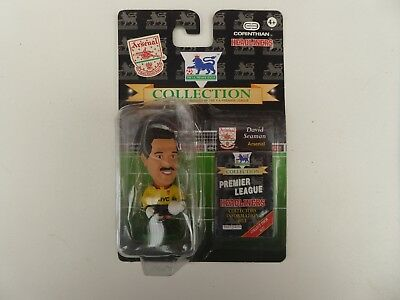 Brand New Rare Corinthian Arsenal David Seaman Football Figure