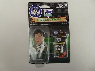 Brand New Rare! Corinthian Leeds United AFC David Wetherall Football Figure