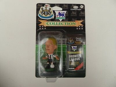 Brand New Rare Corinthian Newcastle United David Batty Football Figure