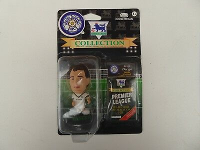 Brand New Rare! Corinthian Leeds United AFC Tony Dorigo Football Figure