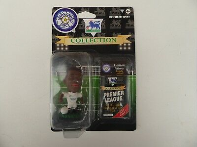 Brand New Rare! Corinthian Leeds United AFC Carlton Palmer Football Figure