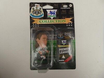 Brand New Rare Corinthian Newcastle United Darren Peacock Football Figure