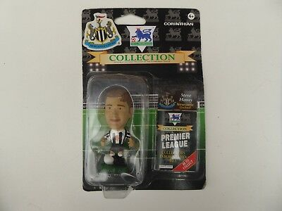 Brand New Rare Corinthian Newcastle United Steve Howey Football Figure