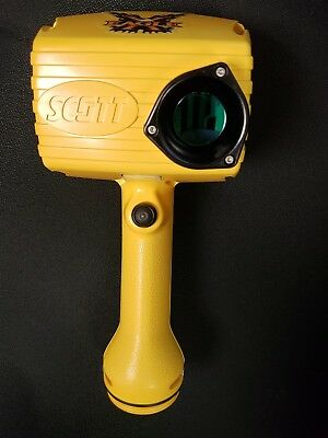 SCOTT EAGLE X THERMAL CAMERA, (no charger no battery)