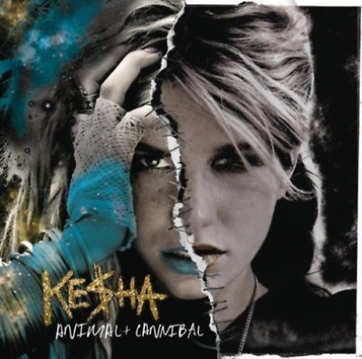 KE$HA Animal + Cannibal (Gold Series) 2CD BRAND NEW KESHA