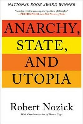 Anarchy, State, and Utopia (Paperback or Softback)