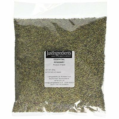 JustIngredients Essential Rosemary, 250 g - Pack of 5