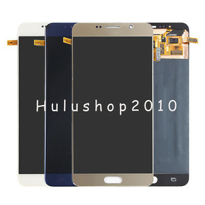 For Samsung Galaxy Note 3 4 5 8 LCD Display Touch Digitizer Assembly + Frame Lot