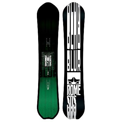 Rome Blur 2018 Mens Board Snowboard - All Sizes All Sizes