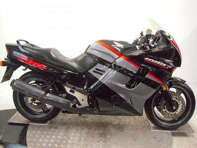 1993 Honda CBR1000F Unregistered US Import Barn Find Classic Restoration Project