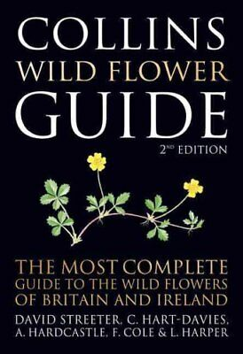 Collins Wild Flower Guide by David Streeter 9780008156756 (Paperback, 2016)