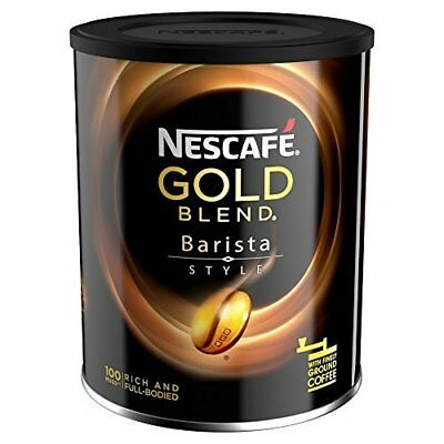 Nescafe Gold Blend Barista Style Instant Coffee, 180 g