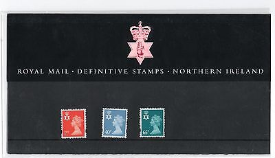 GB 2000 Northern Ireland Definitives Presentation Pack No 52 VGC stamps