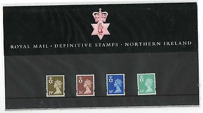 GB 1999 Northern Ireland Regional Definitives Presentation Pack No. 47 VGC