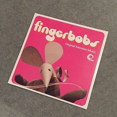 Fingerbobs - Tv Music / Michael Cole