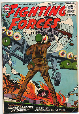 Our Fighting Forces :: 9 :: Crash-Landing At Dawn