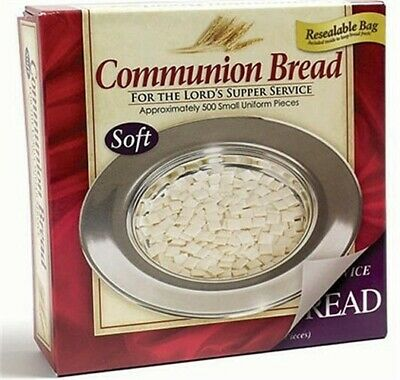 Communion Bread Pack of 500