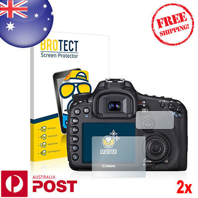 2x BROTECT® Matte Screen Protector for Canon EOS 7D - P017AF