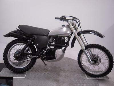 1981 Yamaha XT500H  Unregistered US Import Barn Find Classic Restoration Project