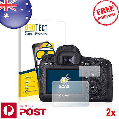 2x BROTECT® Matte Screen Protector for Canon EOS 6D - P020CF