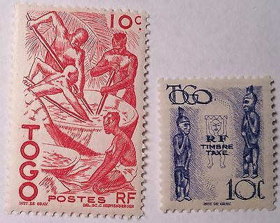 Togo Mint/nh Stamp Scu397Fq....worldwide Stamps