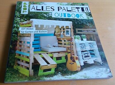 Alles Paletti - outdoor Claudia Guther
