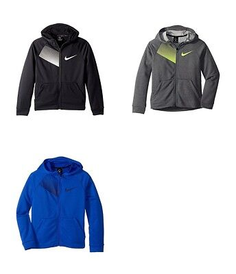 New Nike Boys Dry Training Full-Zip Hoodie Size S, M, L, and XL MSRP $50.00