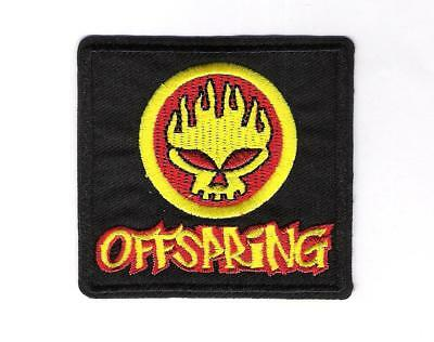 patch embroidered / écusson thermocollant Offspring