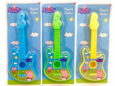Peppa Pig Guitar Music Toy Children S Kids Musical Instruments Toys