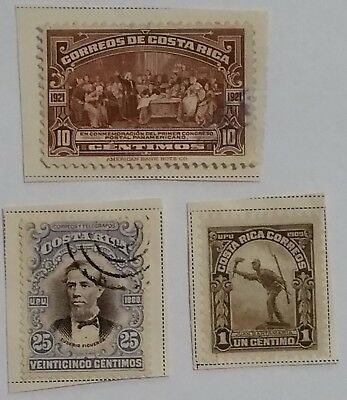 Costa Rica  Used/mounted Stamps Scu294Ko....worldwide Stamps