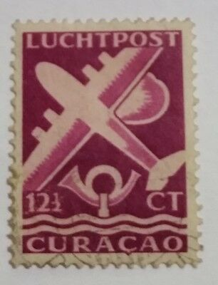 Curacao  Used Stamp Scu777Cc.....worldwide Stamps