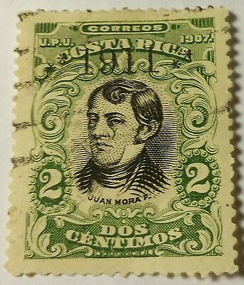 Costa Rica  Scott#80    Used Stamp.....worldwide Stamps