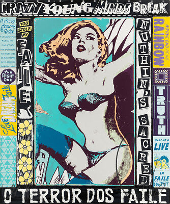 """FAILE  Original """"The Right One, Happens Everyday"""""""