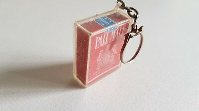 Pc009 Porte Cles 1950/1960 / Bon Etat / Cigarette Chocolat Pall Mall