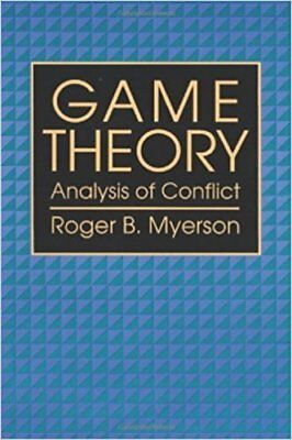 Game Theory Analysis of Conflict by Roger B. Myerson 9780674341166