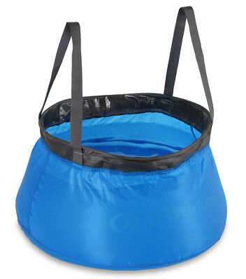 Lifeventure Lightweight Collapsible Compact Waterproof Fabric Bowls 10 Litre