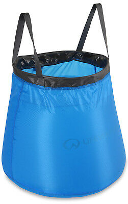 Lifeventure Lightweight Collapsible Compact Waterproof Fabric Bucket 15 Litres