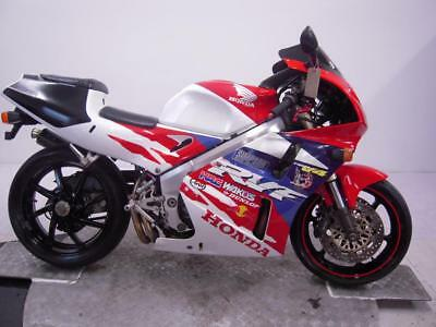 1994 Honda RVF400R NC35 Unregistered Japanese direct import Restoration Project