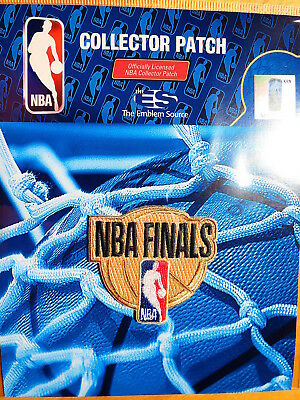 NBA The Finals Uniform Patch 2019 Raptors Warriors FREE Shipping Canada & US