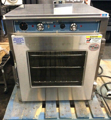 Alto-Shaam 750-Th-Ii/d Commercial Undercounter Cook And Hold Oven - 208/240V
