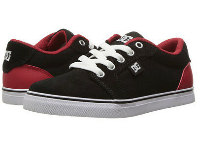 NEW DC Youth Anvil Black/Red/White