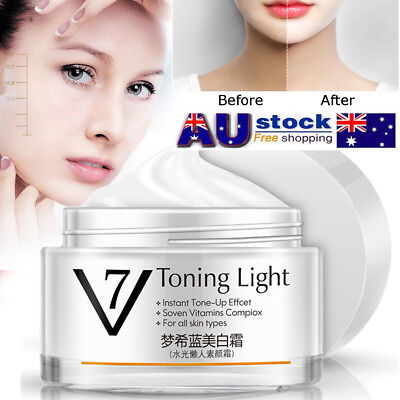 V7 Toning Lotion Face & Body Whitening Lightening Cream Facial Care Cosmetic