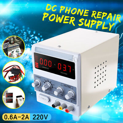 1502D+ DC Power Supply LED Display Mobile Phone Repair Stabilizer Test Regulated